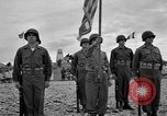 Image of anniversary of D-Day Normandy France, 1945, second 59 stock footage video 65675070997