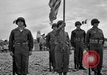 Image of anniversary of D-Day Normandy France, 1945, second 60 stock footage video 65675070997