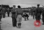 Image of anniversary of D-Day Normandy France, 1945, second 62 stock footage video 65675070997