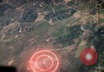 Image of air strikes on road intersection Vietnam, 1967, second 6 stock footage video 65675071012