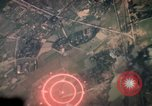 Image of air strikes on road intersection Vietnam, 1967, second 8 stock footage video 65675071012