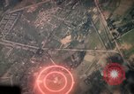 Image of air strikes on road intersection Vietnam, 1967, second 11 stock footage video 65675071012