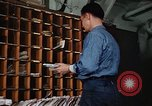 Image of mails Atlantic Ocean, 1947, second 44 stock footage video 65675071018