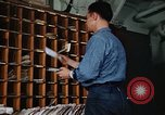 Image of mails Atlantic Ocean, 1947, second 56 stock footage video 65675071018