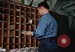 Image of mails Atlantic Ocean, 1947, second 59 stock footage video 65675071018