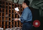 Image of mails Atlantic Ocean, 1947, second 61 stock footage video 65675071018