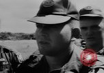 Image of American Army advisers assist South Vietnamese army Vietnam, 1962, second 13 stock footage video 65675071036