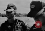 Image of American Army advisers assist South Vietnamese army Vietnam, 1962, second 14 stock footage video 65675071036