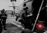 Image of Numerous American helicopters Vietnam, 1963, second 17 stock footage video 65675071037