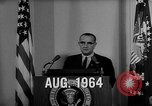 Image of Gulf of Tonkin incident United States USA, 1964, second 7 stock footage video 65675071038