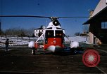 Image of United States Coast Guard HH-52 Seaguard United States USA, 1963, second 15 stock footage video 65675071052
