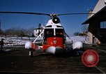 Image of United States Coast Guard HH-52 Seaguard United States USA, 1963, second 17 stock footage video 65675071052