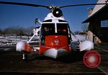 Image of United States Coast Guard HH-52 Seaguard United States USA, 1963, second 20 stock footage video 65675071052