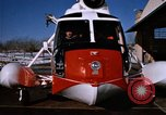 Image of United States Coast Guard HH-52 Seaguard United States USA, 1963, second 23 stock footage video 65675071052