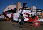 Image of United States Coast Guard HH-52 Seaguard United States USA, 1963, second 25 stock footage video 65675071052