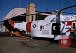 Image of United States Coast Guard HH-52 Seaguard United States USA, 1963, second 29 stock footage video 65675071052