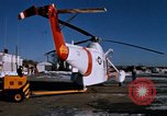 Image of United States Coast Guard HH-52 Seaguard United States USA, 1963, second 41 stock footage video 65675071052