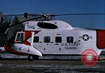 Image of United States Coast Guard HH-52 Seaguard United States USA, 1963, second 54 stock footage video 65675071052