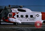 Image of United States Coast Guard HH-52 Seaguard United States USA, 1963, second 56 stock footage video 65675071052