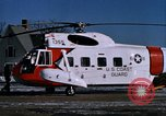 Image of United States Coast Guard HH-52 Seaguard United States USA, 1963, second 58 stock footage video 65675071052