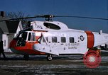 Image of United States Coast Guard HH-52 Seaguard United States USA, 1963, second 61 stock footage video 65675071052