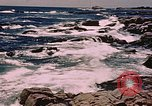 Image of fishing boats Gloucester Massachusetts USA, 1946, second 43 stock footage video 65675071060