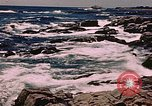 Image of fishing boats Gloucester Massachusetts USA, 1946, second 44 stock footage video 65675071060