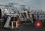 Image of launching of Aerobee Pacific Ocean, 1949, second 37 stock footage video 65675071072
