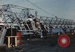 Image of launching of Aerobee Pacific Ocean, 1949, second 39 stock footage video 65675071072