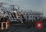 Image of launching of Aerobee Pacific Ocean, 1949, second 40 stock footage video 65675071072