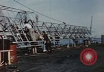 Image of launching of Aerobee Pacific Ocean, 1949, second 41 stock footage video 65675071072