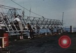 Image of launching of Aerobee Pacific Ocean, 1949, second 42 stock footage video 65675071072