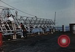 Image of launching of Aerobee Pacific Ocean, 1949, second 44 stock footage video 65675071072