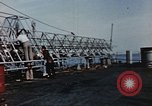 Image of launching of Aerobee Pacific Ocean, 1949, second 45 stock footage video 65675071072