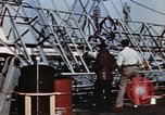 Image of launching of Aerobee Pacific Ocean, 1949, second 54 stock footage video 65675071072