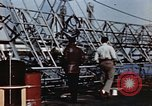 Image of launching of Aerobee Pacific Ocean, 1949, second 55 stock footage video 65675071072
