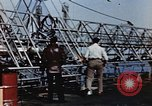 Image of launching of Aerobee Pacific Ocean, 1949, second 56 stock footage video 65675071072