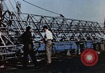 Image of launching of Aerobee Pacific Ocean, 1949, second 58 stock footage video 65675071072