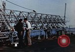 Image of launching of Aerobee Pacific Ocean, 1949, second 59 stock footage video 65675071072