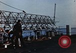 Image of launching of Aerobee Pacific Ocean, 1949, second 60 stock footage video 65675071072