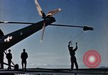 Image of launching of Aerobee Pacific Ocean, 1949, second 8 stock footage video 65675071073