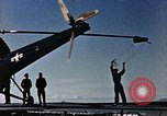 Image of launching of Aerobee Pacific Ocean, 1949, second 9 stock footage video 65675071073