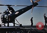 Image of launching of Aerobee Pacific Ocean, 1949, second 18 stock footage video 65675071073