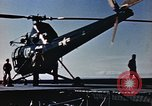 Image of launching of Aerobee Pacific Ocean, 1949, second 20 stock footage video 65675071073