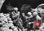 Image of German infantry Cassino Italy, 1944, second 25 stock footage video 65675071086