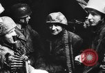 Image of German infantry Cassino Italy, 1944, second 28 stock footage video 65675071086
