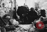 Image of German infantry Cassino Italy, 1944, second 36 stock footage video 65675071086