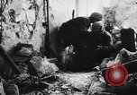 Image of German infantry Cassino Italy, 1944, second 37 stock footage video 65675071086