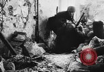 Image of German infantry Cassino Italy, 1944, second 38 stock footage video 65675071086