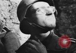 Image of German infantry Cassino Italy, 1944, second 44 stock footage video 65675071086